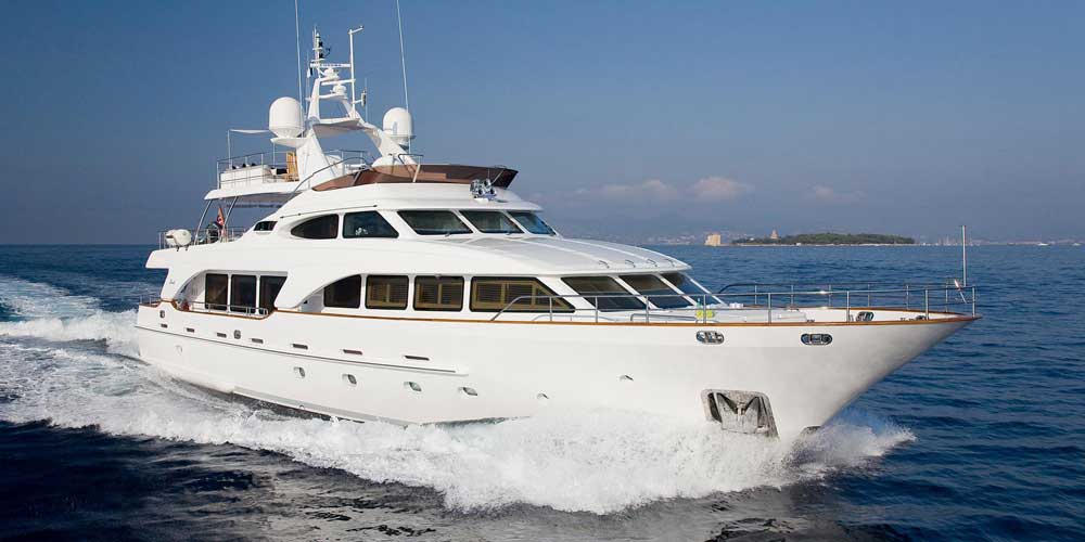 Benetti Tradition 101 | 12 weeks p.a. | Western Med | £750,000