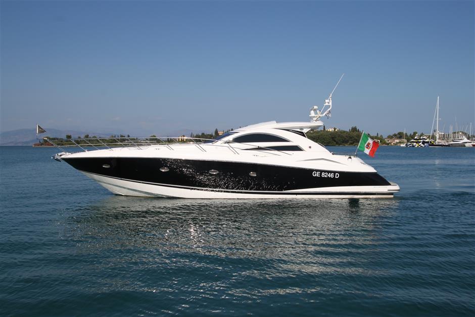 Sunseeker Portofino 53 | 2007 | 8 Weeks p.a. | £50,000