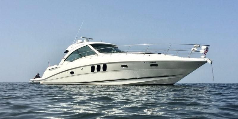 SeaRay 515 Sundancer | Cape Town | 12 weeks p.a. | South African Rand 1,500,000
