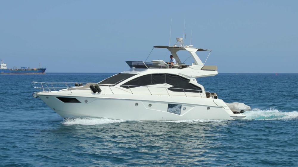 Cranchi Fifty 8 Fly | Puerto Portals – Mallorca | 12 weeks p.a. | €175,000