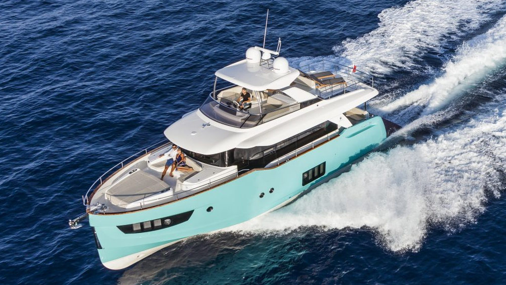 Absolute 58 Navetta | California – Long Beach | 21 Day programme | (US) $78,000