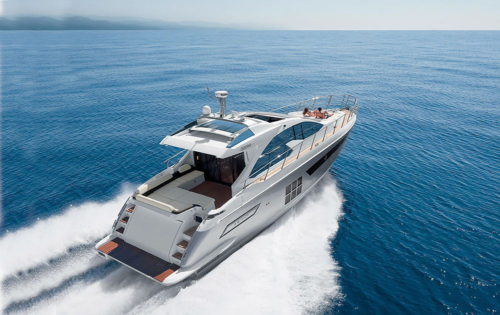 Azimut 55S *NEW* | Spain | 1/4 Share | 12 Weeks p.a. | €250,000