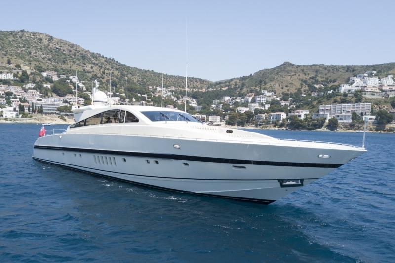 Leopard 88 | Cote d'Azur – Cannes | 12 Weeks p.a. | €80,000
