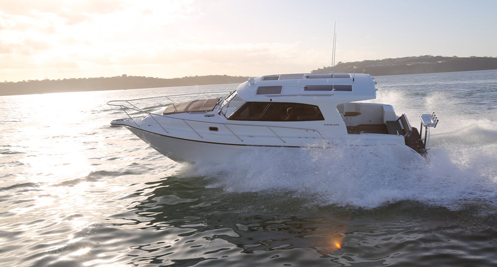 Rayglass 3500 | New Zealand – Auckland | 1/6th Share | 57 Days p.a. | (NZ) $ 109,000