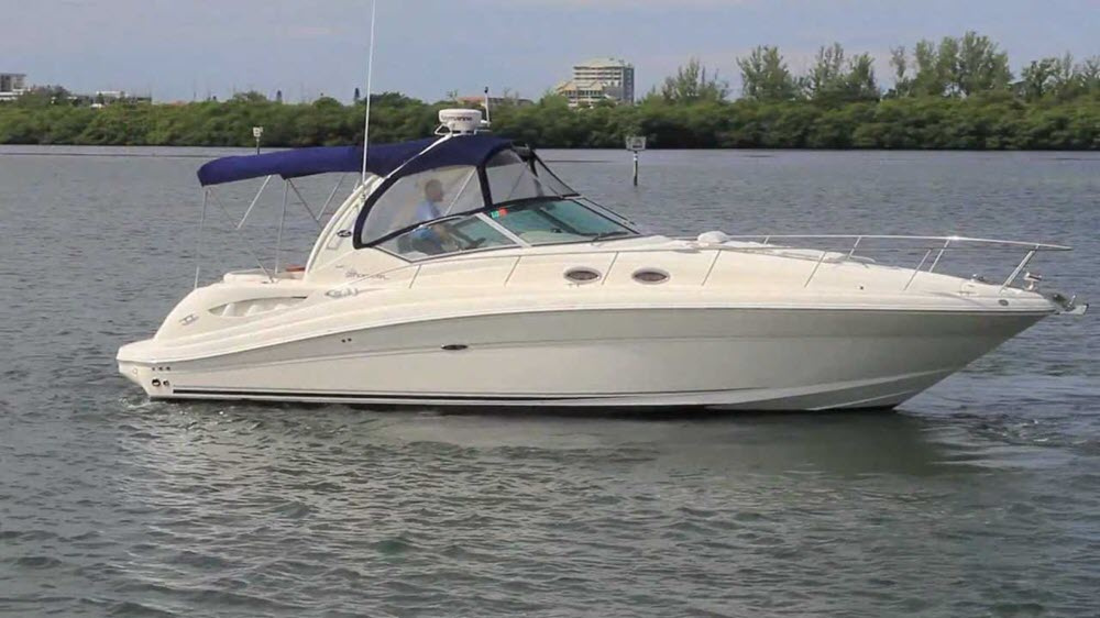 Sea Ray Sundancer 34 | West Palm Beach | 5 Weeks p.a. | (US) $ 40,000