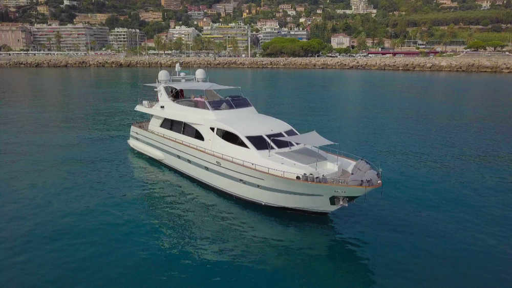 Falcon 86 | Cote d'Azur – Menton | 6 weeks p.a. | £150,000 | *FULL REFIT IN 2019*