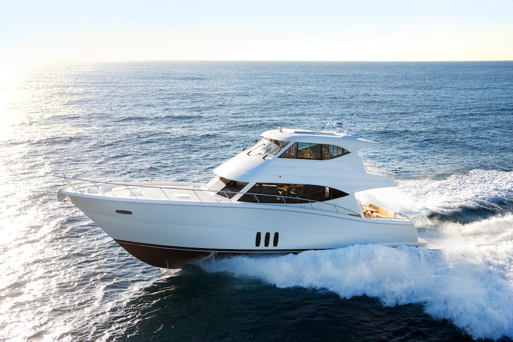 Maritimo M59 | New Zealand – Auckland | 1/4 Share | 85 Days p.a. | Coming Soon – POA