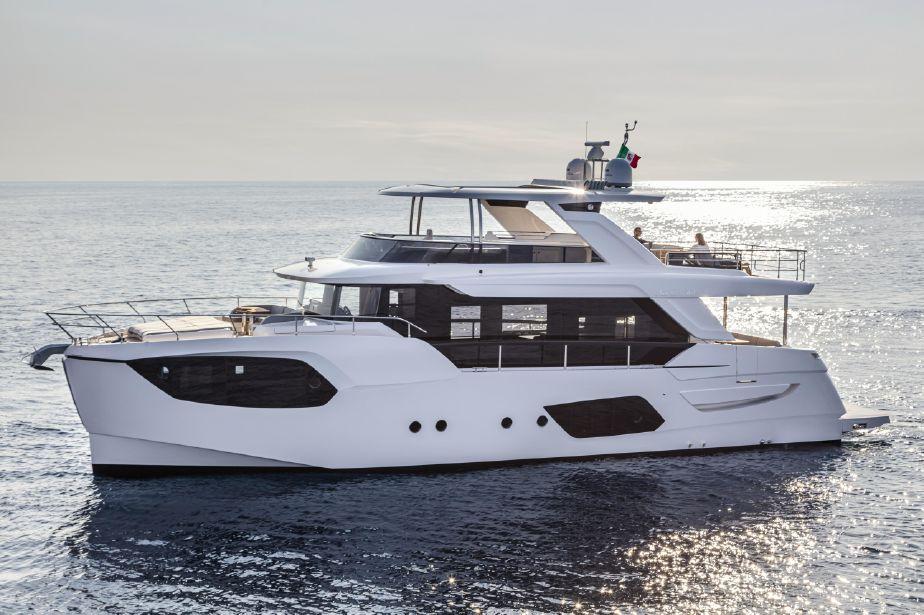 Navetta 68 | Mediterranean & USA/Caribbean (3 Yachts Syndicate) | 72 Days p.a. | €985,000